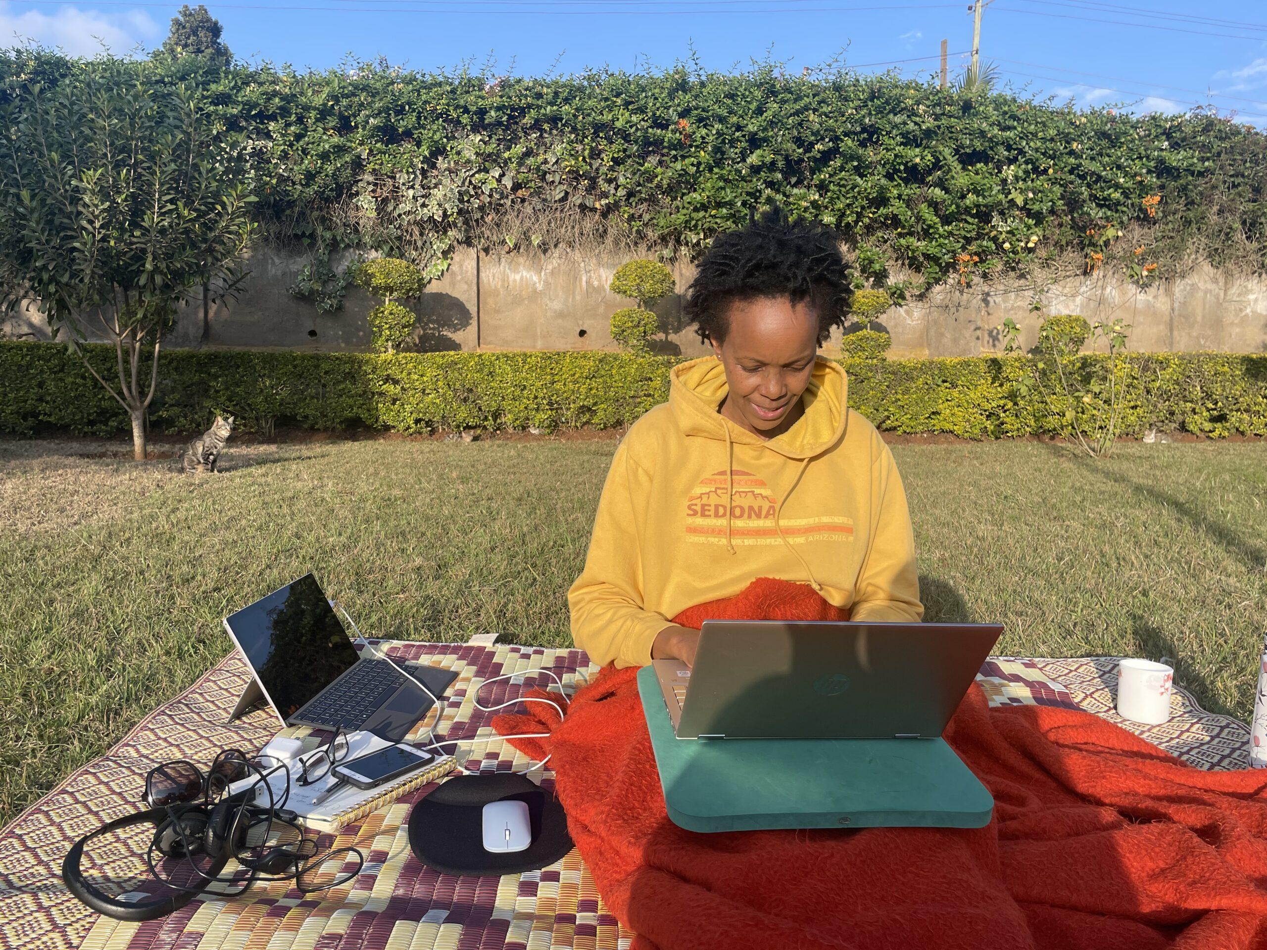 Photo in Kenya